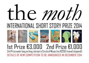 Short Story Prize logo SEP 2014